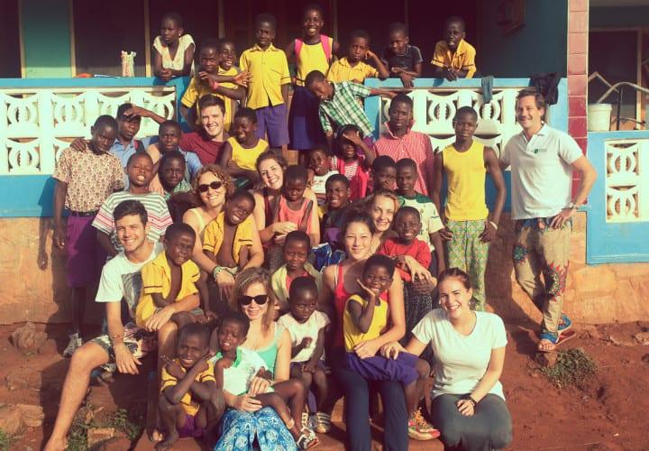 Voluntariado en el extranjero con IVHQ
