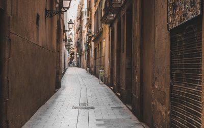 calles del barrio gótico