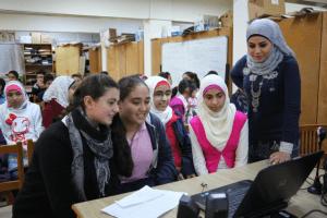 refugiados comunidades