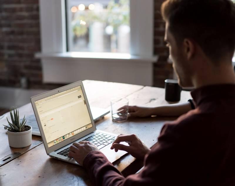 ambiente trabajo virtual efectivo
