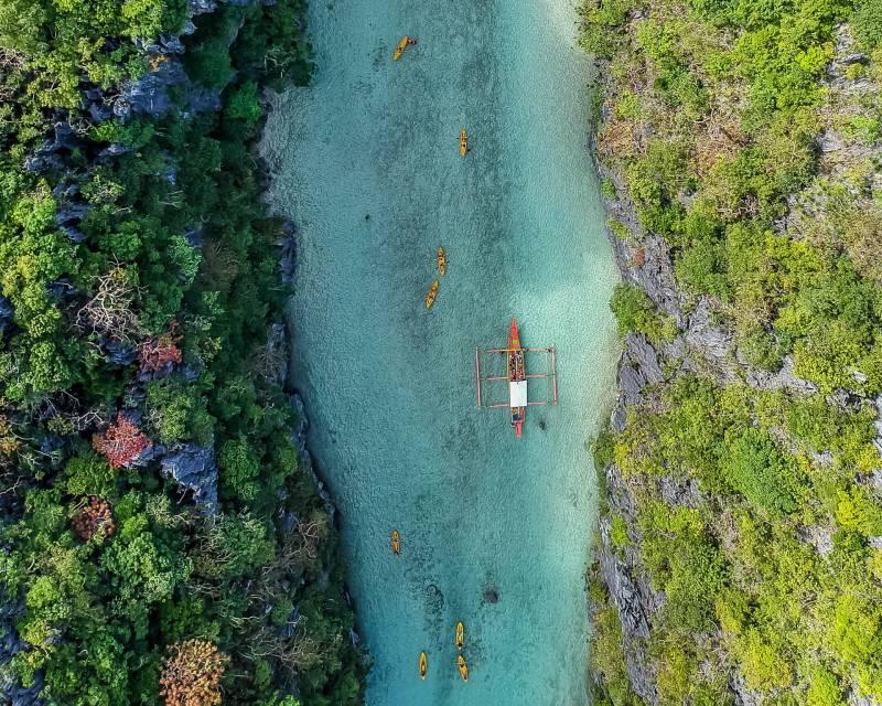Vista kayak