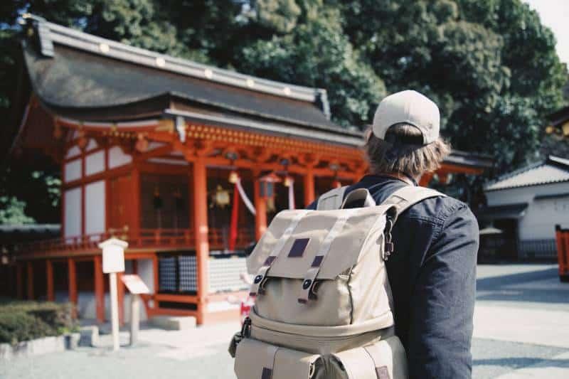 japón turista