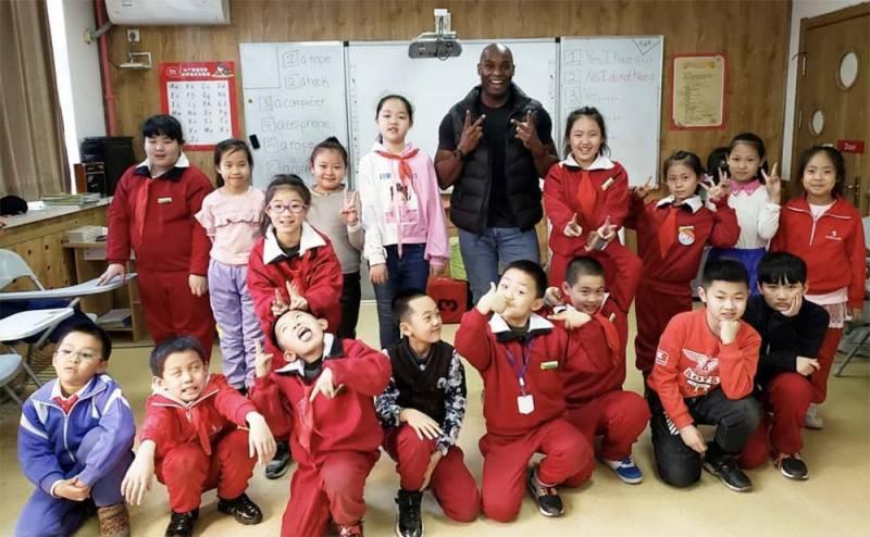 Ganar dinero enseñando inglés en China-TELF