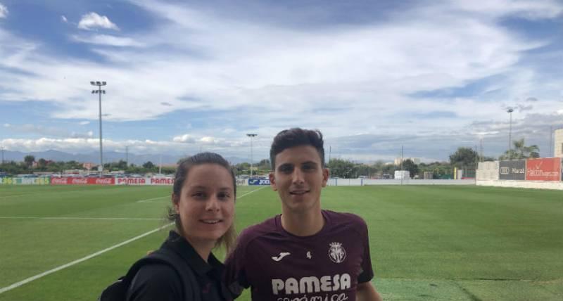 prácticas profesionales deporte entrenamiento fútbol España