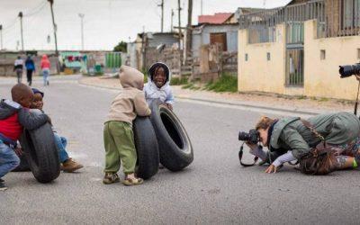 Fotografía humanitaria. Pasantia en Ciudad de Cabo