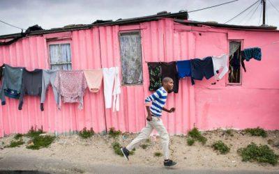 Fotografía humanitaria. Pasantía en Ciudad de Cabo