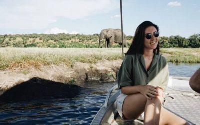 Recaudación de fondos y rescate animal en Zambia