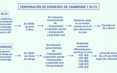 Preparación de Exámenes de Cambridge o IELTS en Malta