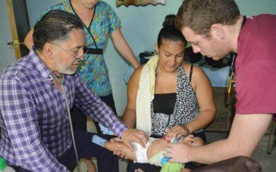 Voluntariado médico. Costa Rica